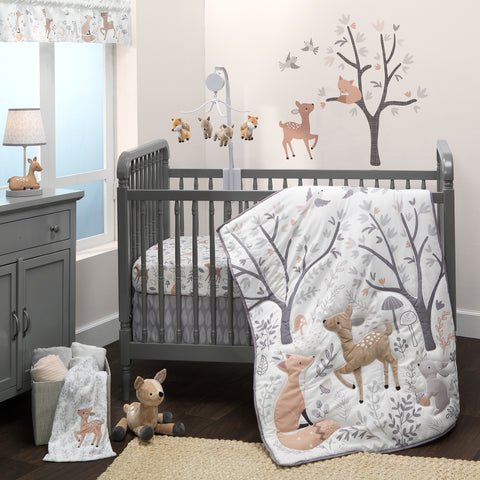 Deer Park 3-Piece Crib Bedding Set by Bedtime Originals