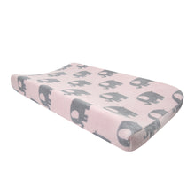 Eloise Changing Pad Cover - Lambs & Ivy