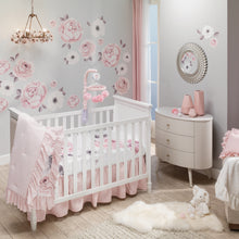 Floral Garden 5-Piece Crib Bedding Set - Lambs & Ivy