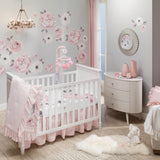 Floral Garden 5-Piece Crib Bedding Set by Lambs & Ivy