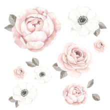 Floral Garden Wall Decals by Lambs & Ivy