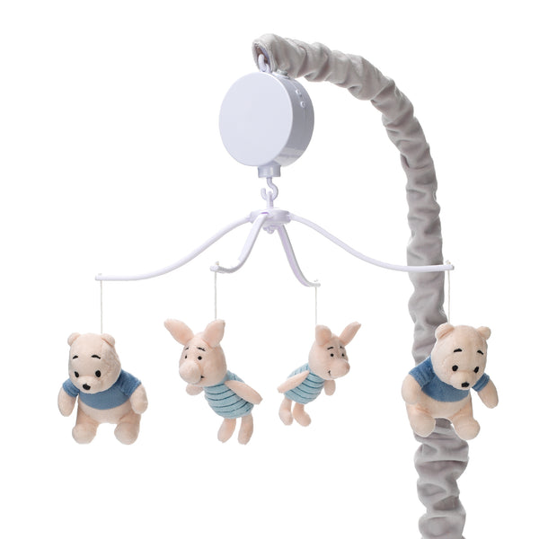Forever Pooh Musical Baby Crib Mobile by Lambs & Ivy