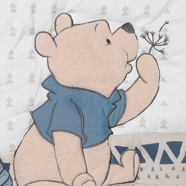 Forever Pooh 3-Piece Baby Crib Bedding Set by Lambs & Ivy