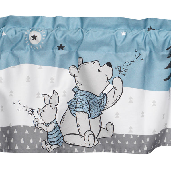 Forever Pooh Window Valance - Lambs & Ivy