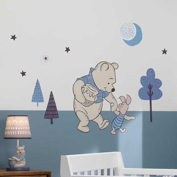 Forever Pooh Wall Decals by Lambs & Ivy