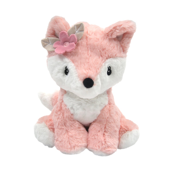 Friendship Tree Plush Fox - Autumn - Lambs & Ivy