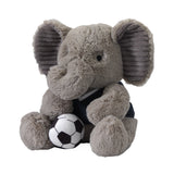 "Future All Star Plush Elephant 10"" Blazer - Lambs & Ivy"