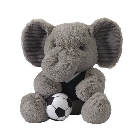 "Future All Star Plush Elephant 10"" Blazer by Lambs & Ivy"