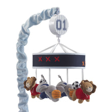 Future All Star Musical Baby Crib Mobile by Lambs & Ivy