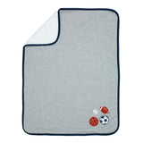 Hall of Fame Baby Blanket by Lambs & Ivy