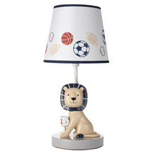 Hall of Fame Lamp with Shade & Bulb by Lambs & Ivy