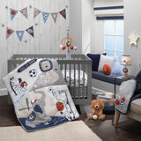 Hall of Fame Musical Baby Crib Mobile by Lambs & Ivy