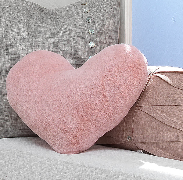 Signature Heart to Heart Decorative Pillow - Lambs & Ivy