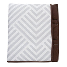 Jett Collection Reversible Coverlet Quilt by Lambs & Ivy
