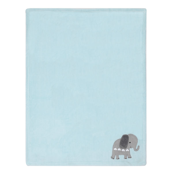 Jungle Fun Baby Blanket - Lambs & Ivy