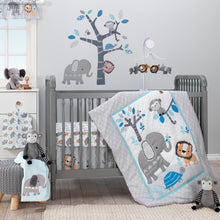 Jungle Fun 3-Piece Crib Bedding Set by Bedtime Originals