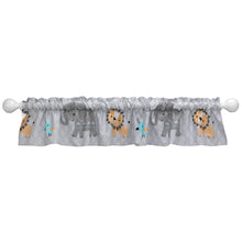 Jungle Fun Window Valance by Bedtime Originals