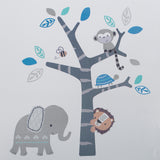 Jungle Fun Wall Decals - Lambs & Ivy