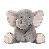 Jungle Safari Plush Elephant - Jett - Lambs & Ivy