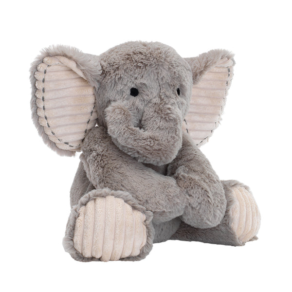Blanket & Plush Baby Gift Set - Gray Elephant by Lambs & Ivy