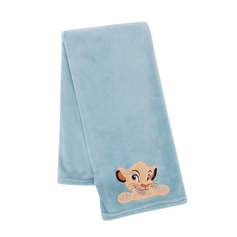 Lion King Adventure Baby Blanket - Lambs & Ivy