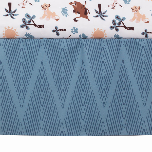 Lion King Adventure 3-Piece Baby Crib Bedding Set - Lambs & Ivy