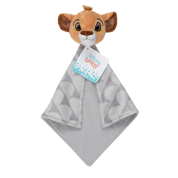 THE LION KING Security Blanket Lovey by Lambs & Ivy