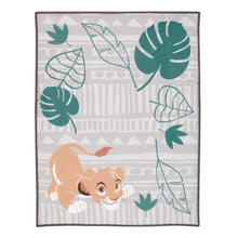 THE LION KING Picture Perfect Baby Blanket - Lambs & Ivy