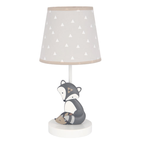 Little Rascals Lamp with Shade & Bulb by Bedtime Originals
