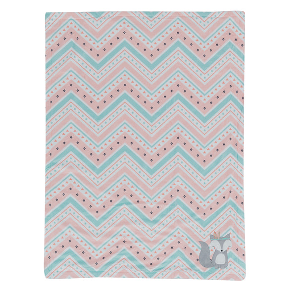 Little Spirit Baby Blanket by Lambs & Ivy