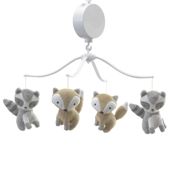 Little Rascals Musical Baby Crib Mobile - Lambs & Ivy