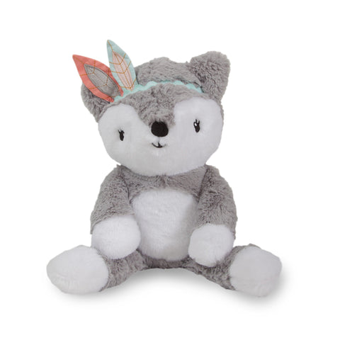Little Spirit Plush Fox - Cheyenne by Lambs & Ivy
