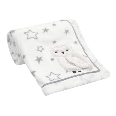 Luna Blanket by Lambs & Ivy