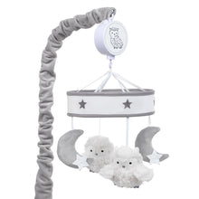 Luna Musical Baby Crib Mobile by Lambs & Ivy
