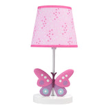 Magic Garden Lamp with Shade & Bulb - Lambs & Ivy