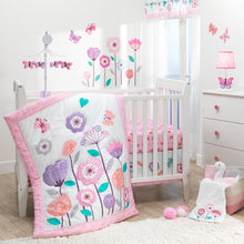 Magic Garden 3-Piece Crib Bedding Set by Bedtime Originals
