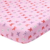 Magic Garden Fitted Crib Sheet by Bedtime Originals