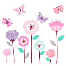Magic Garden Wall Decals by Bedtime Originals