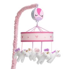 Magic Unicorn Musical Baby Crib Mobile - Lambs & Ivy