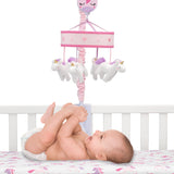 Magic Unicorn Musical Baby Crib Mobile by Lambs & Ivy
