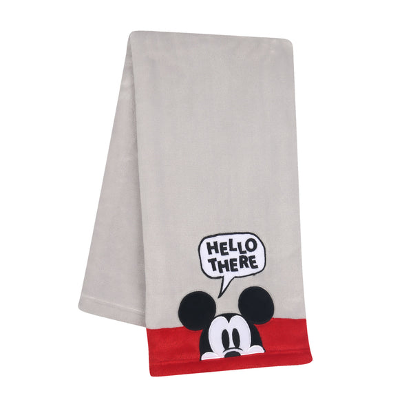 Magical Mickey Mouse Baby Blanket - Lambs & Ivy