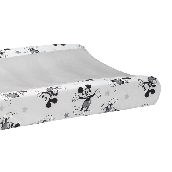 Magical Mickey Mouse Changing Pad Cover - Lambs & Ivy