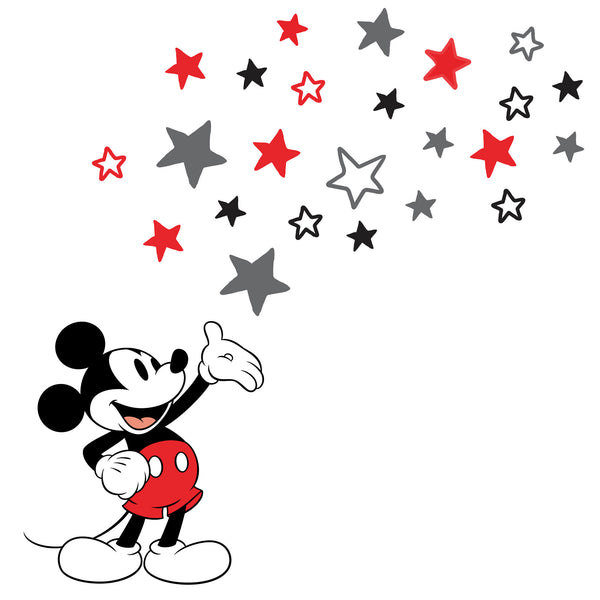 Magical Mickey Mouse Wall Decals by Lambs & Ivy