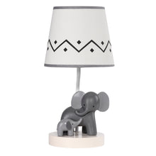 Me & Mama Nursery Lamp with Shade & Bulb - Lambs & Ivy
