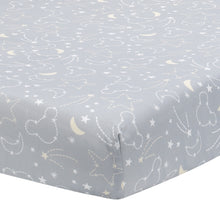 Mickey Mouse Fitted Crib Sheet by Lambs & Ivy