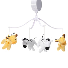 Mighty Jungle Musical Baby Crib Mobile by Bedtime Originals