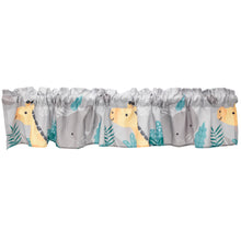 Mighty Jungle Window Valance by Bedtime Originals