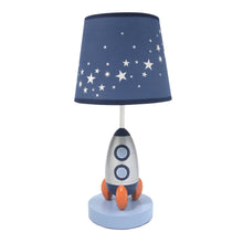Milky Way Lamp with Shade & Bulb by Lambs & Ivy