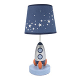 Milky Way Lamp with Shade & Bulb - Lambs & Ivy
