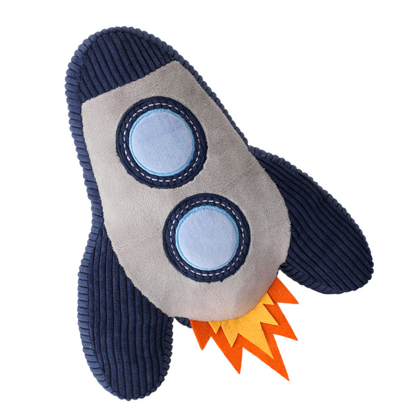 Milky Way Pillow Plush Rocket by Lambs & Ivy